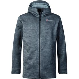 Berghaus Kamloops Hooded Fleece Jacket Herren carbon marl